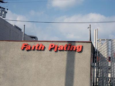 faith-plating